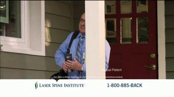 Laser Spine Institute TV Spot, 'Randall' - Thumbnail 8