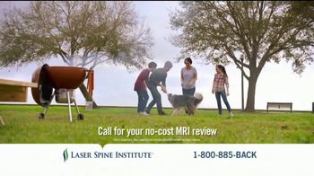 Laser Spine Institute TV Spot, 'Randall' - Thumbnail 9