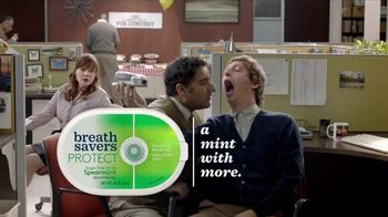 Breath Savers Protect Mints TV Spot, 'A Mint With More' - Thumbnail 9