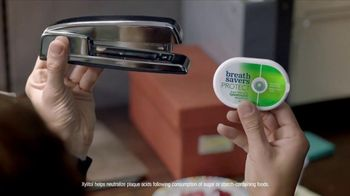 Breath Savers Protect Mints TV Spot, 'A Mint With More' - Thumbnail 2