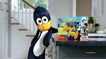 Kid Cuisine First Order Chicken Breast Nuggets TV Spot, 'Star Wars' - Thumbnail 9