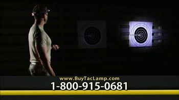 Bell + Howell Tac Lamp TV Spot, 'Hands-Free Head Lamp' Feat. Nick Bolton - 21 commercial airings