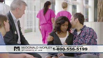 McDonald Worley TV Spot, 'Auto Injuries' - Thumbnail 1
