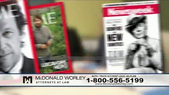 McDonald Worley TV Spot, 'Auto Injuries' - Thumbnail 6