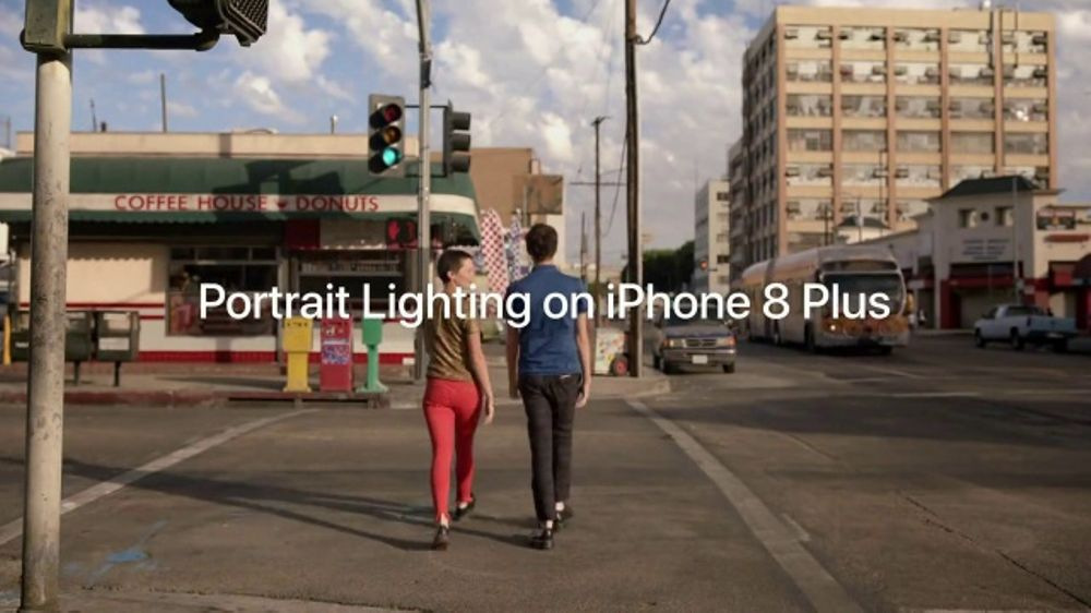 Apple Iphone 8 Plus Tv Commercial Portraits Of Her Song