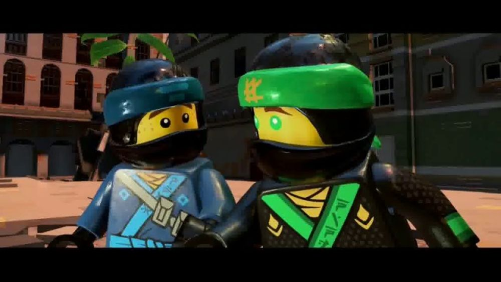The LEGO Ninjago Movie Video Game TV Commercial, 'Huddle' - Video