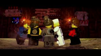 The LEGO Ninjago Movie Video Game TV Spot, 'Huddle' - Thumbnail 8