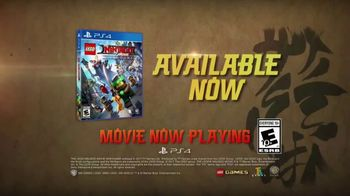 The LEGO Ninjago Movie Video Game TV Spot, 'Huddle' - Thumbnail 9