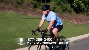 Wounded Warrior Project TV Spot, 'Soldier Ride: David' Feat. Trace Adkins - Thumbnail 9