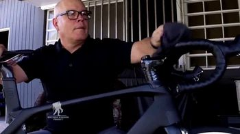 Wounded Warrior Project TV Spot, 'Soldier Ride: David' Feat. Trace Adkins - Thumbnail 2