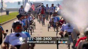 Wounded Warrior Project TV Spot, 'Soldier Ride: David' Feat. Trace Adkins - Thumbnail 4