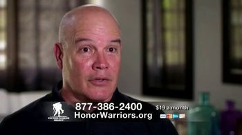 Wounded Warrior Project TV Spot, 'Soldier Ride: David' Feat. Trace Adkins - 10 commercial airings