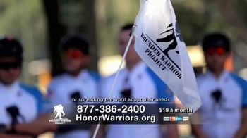 Wounded Warrior Project TV Spot, 'Soldier Ride: David' Feat. Trace Adkins - Thumbnail 8
