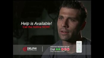 Delphi Behavioral Health Group TV Spot, 'Addiction Treatment: Reach Out'