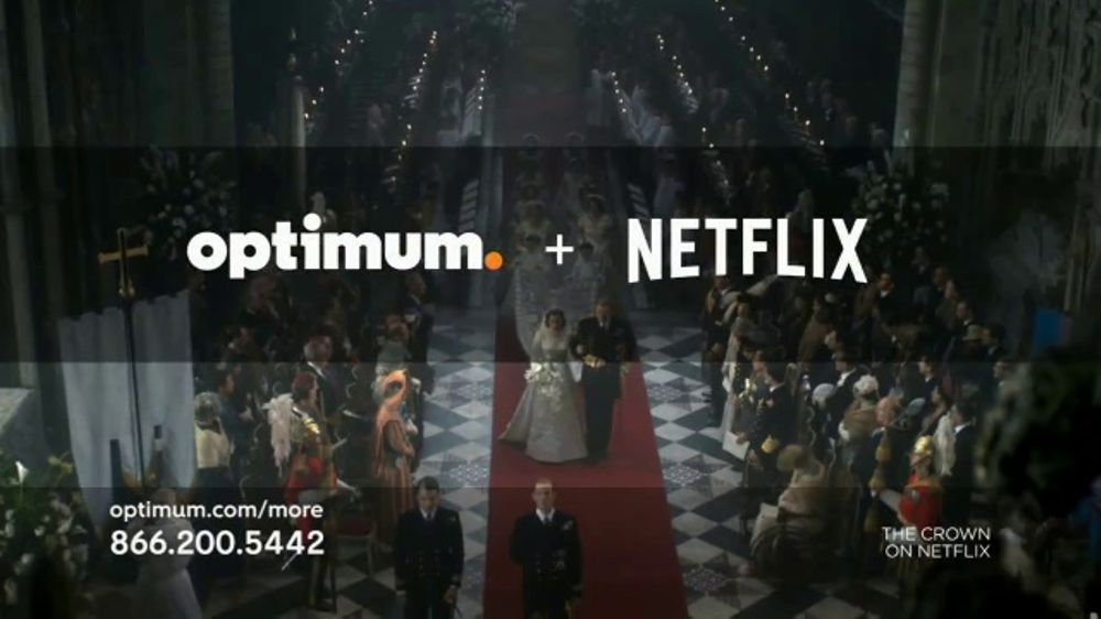 Optimum Internet TV Commercial, 'Netflix: Dynamic Duo'