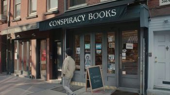 FedEx Ground TV Spot, 'Conspiracy Bookstore' - Thumbnail 1