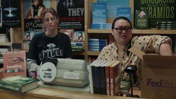 FedEx Ground TV Spot, 'Conspiracy Bookstore' - Thumbnail 4