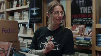 FedEx Ground TV Spot, 'Conspiracy Bookstore' - Thumbnail 7