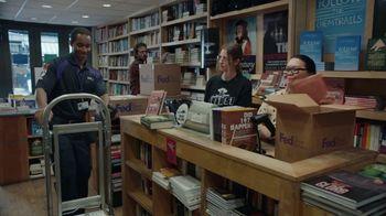 FedEx Ground TV Spot, 'Conspiracy Bookstore' - Thumbnail 9