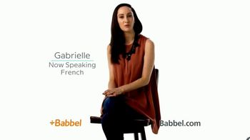 Babbel TV Spot, 'Interactive Technology' - Thumbnail 4