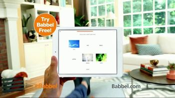 Babbel TV Spot, 'Interactive Technology' - Thumbnail 6