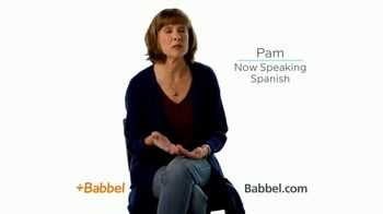 Babbel TV Spot, 'Interactive Technology' - Thumbnail 8