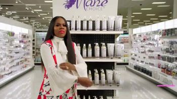The Mane Choice TV Spot, 'BET: Partnership' Featuring Courtney Adeleye
