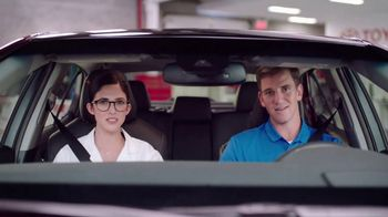 2018 Toyota Camry XSE TV Spot, 'Blimp' Featuring Eli Manning [T1] - 1 commercial airings