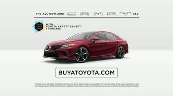 2018 Toyota Camry XSE TV Spot, 'Blimp' Featuring Eli Manning [T1] - Thumbnail 8