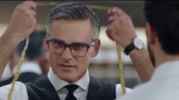 Men's Wearhouse TV Spot, 'Designer Moments: Suits and Sport Coats' - Thumbnail 4