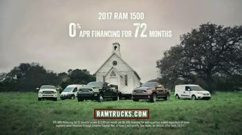 2017 Ram 1500 TV Spot, 'Higher Calling' Song by Anderson East [T2] - Thumbnail 9