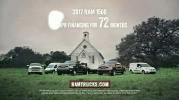2017 Ram 1500 TV Spot, 'Higher Calling' Song by Anderson East [T2] - Thumbnail 8