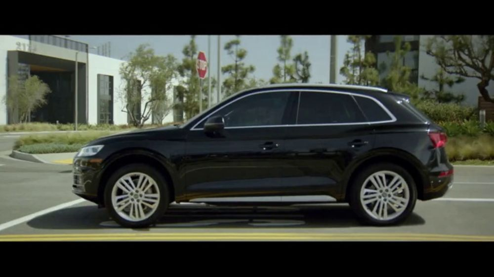 2018 Audi Q5 TV Commercial, 'Distinctive' [T1]