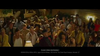 Crown Royal Regal Apple TV Spot, 'It's Apple Time' Featuring JB Smoove - Thumbnail 10