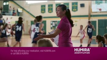 HUMIRA TV Spot, 'Determination' - 12034 commercial airings