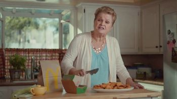 McDonald's Buttermilk Crispy Tenders TV Spot, 'Dinner at Grandma's: Pool' - 406 commercial airings
