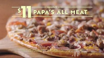 Papa Murphy's Pizza Signature Papa's All Meat TV Spot, 'Law of Un-Baked' - Thumbnail 8