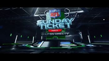 DIRECTV NFL Sunday Ticket Max TV Spot, 'All New Level' - 114 commercial airings
