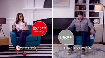 Overstock.com TV Spot, 'The Other Guys' - Thumbnail 4
