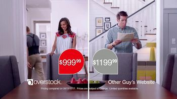 Overstock.com TV Spot, 'The Other Guys' - Thumbnail 5