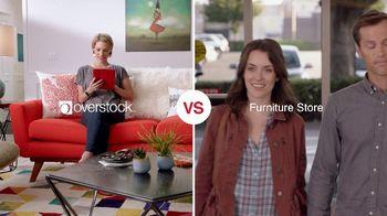 Overstock.com TV Spot, 'Furniture Store Battle' - Thumbnail 2
