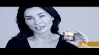 RoC Multi Correxion Cream TV Spot, 'Delicate Skin Areas'