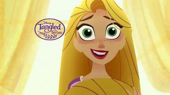 Disney Tangled: The Series Swinging Locks Castle TV Spot, 'Adventure' - Thumbnail 1