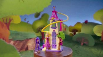 Disney Tangled: The Series Swinging Locks Castle TV Spot, 'Adventure' - Thumbnail 2