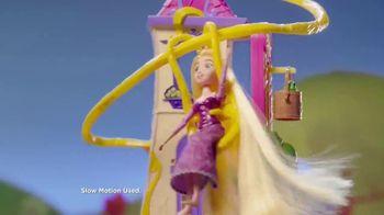 Disney Tangled: The Series Swinging Locks Castle TV Spot, 'Adventure' - Thumbnail 4
