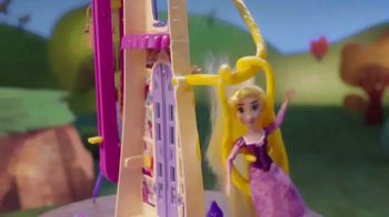 Disney Tangled: The Series Swinging Locks Castle TV Spot, 'Adventure' - Thumbnail 6