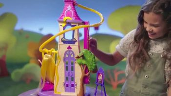 Disney Tangled: The Series Swinging Locks Castle TV Spot, 'Adventure' - Thumbnail 8