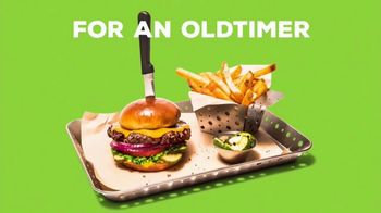 Chili's TV Spot, 'Bigger Big Mouth Burgers: Oldtimer With Cheese'