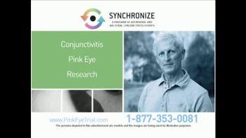 Synchronize TV Spot, 'Pink Eye Trial' - Thumbnail 3