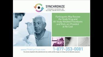 Synchronize TV Spot, 'Pink Eye Trial' - Thumbnail 7